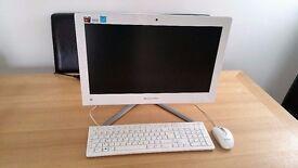 All in One Lenovo Desktop PC