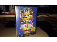 James Pond 2: Codename Robocod - Mega Drive