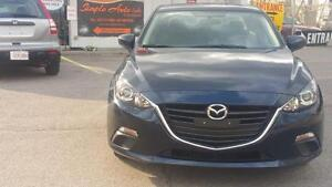 2015 Mazda Mazda3 GX  ****FACTORY WARRANTY ***