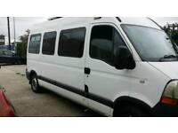 Part converted campervan / project van