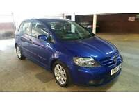 VOLKSWAGEN VW GOLF PLUS 1.9 TDI SPORT AUTOMATIC AUTO SIMILAR TO FOCUS SCIROCCO ASTRA A3 CIVIC 130