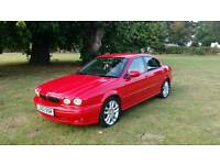 Jaguar x type sport SWAP