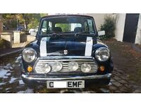 Austin Mini Mayfair, classic 1985, C Reg, Full MOT, 72K miles, Lovely car!