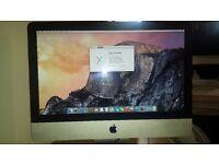 Apple imac 21.5 inch apple pc