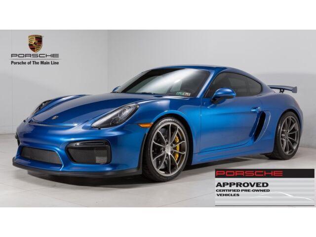Image 1 of Porsche: Cayman GT4…
