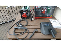 75/100 amp arc welder. used once only. as new. Boxed with Tools & Mask