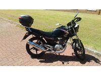 Yamaha 125cc SWAP