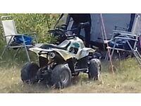 Loncin 90cc quad