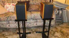 Standmount loudspeakers