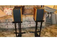 Standmount loudspeakers