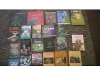 grow bible and horticulture book collection £300 retail cost exept £50 the lot ovno