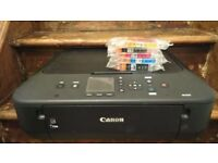 Canon PIXMA MG5650 - new with new XL ink set