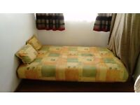 Very good condition/quality double click clack sofa bed.