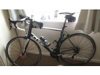 cube peleton sl road bike