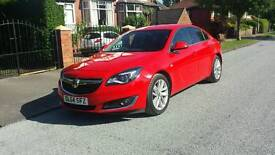 🎈64 REG🎈VAUX INSIGNIA🎈 SRI 1.8 TURBO🎈 5DR RED LOADED SPEC 23K LOW MILES 1 OWNER FROM NEW ☎