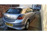Vauxhall Astra 1.9 diesel sport