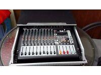 behringer pmp4000 mixer amp