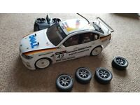 1/10 Tamiya BMW 3 Series Radio Control Car