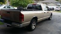 2002 DODGE RAM 1500 PICK UP