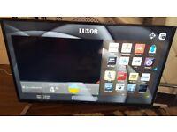 LUXOR 55 TV 4K SUPER Smart HD TV,built in Wifi,Freeview HD, NETFLIX. NEW