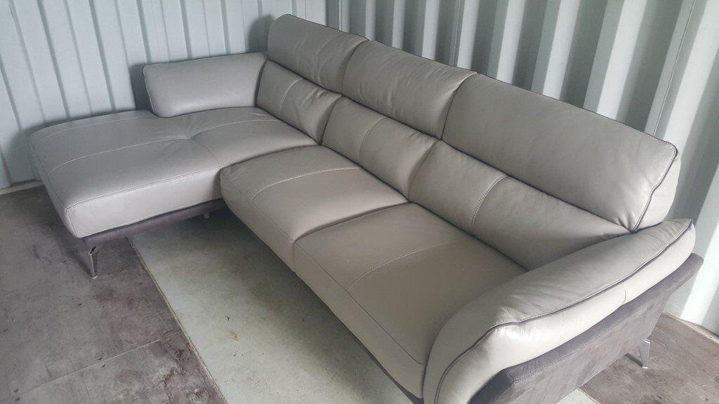 Corner Sofa Valdez Chaise DFS RRP £1699 BRAND NEW!!!!!