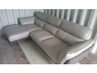 Corner Sofa Valdez Chaise DFS RRP £1699