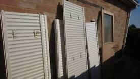 Free scrap metal- 6 x radiators