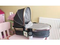Icandy peach carrycot NEW