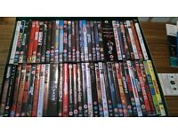 Collection of good title dvds