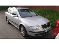 Skoda Octavia amb. 1896CC diesel, 5dr 2005