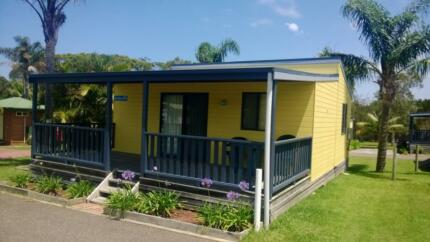 OnSite Cabin 2 Bedroom, Beachfront Ulladulla Ulladulla Shoalhaven Area Preview