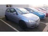 Vauxhall Corsa SXI, Low mileage, Long MOT!