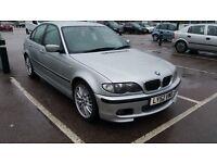 BMW 330D AUTO M SPORT 4dr