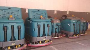 Floor Scrubber, Sweeper, & Floor Cleaning Machines - RENTALS & SALES!