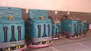 Floor Scrubber, Sweeper, & Floor Cleaning Machines - RENTALS & SALES!