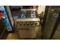Commercial catering falcon gas cooker