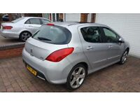 Peugeot 308 GT HDI 135 Absolutely Fabulous MINT MUST SEEE