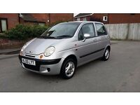 05 CHEVROLET MATIZ 1.0l - 2 owners, 60k!!, MOT Jan 2017 and FSH!!