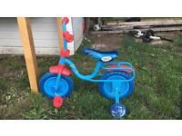 Thomas bike 10 inches