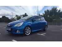 2011 Corsa VXR Blue Editon