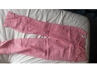 BNWT linen trousers