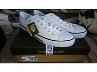 Bnwb White Dunlop shoes
