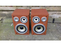 140 Watt 3Way Speakers