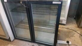 Autonomis commercial undercounter bar drinks chiller fully working with guaranty in good condition