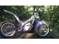 Sherco 290 trails bike 2004