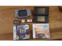Nintendo DS and Nintendo Gameboy Advance plus several games