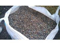 Decorative Grey Mixed 20mm Garden and Driveway Chips