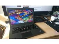 Pristine condition Lenovo L450 13'' Ultrabook 120GB SSD, 8GB RAAM