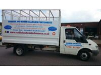 AFFORDABLE,LICENSED RUBBISH & HOUSE CLEARANCES IN PORTSMOUTH- RUBBISH AND WASTE CLEARANCE PORTSMOUTH