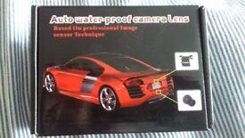 rear view camera for car or van